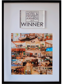 The International Hotel & Property Awards 2019 Winner